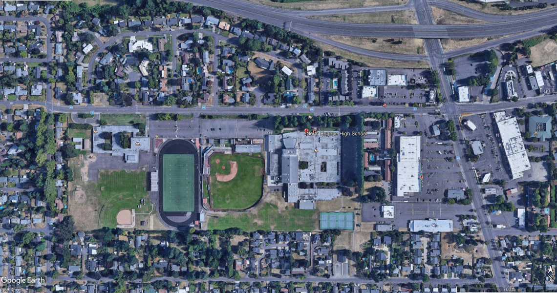North Eugene High School