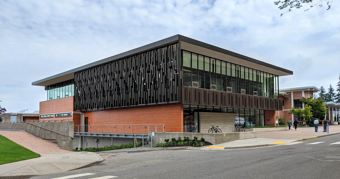 Multicultural Center Addition