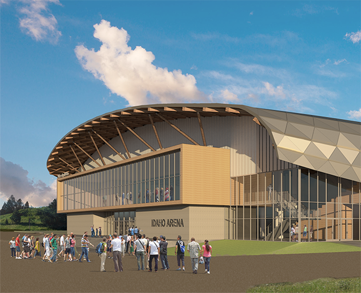 University Of Idaho Arena; University Of Idaho Arena ...
