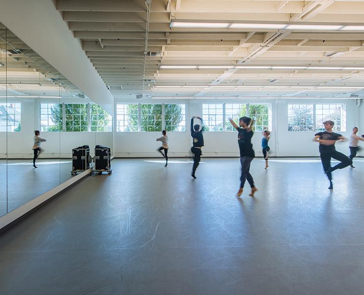 Northwest Dance Project Creative Center