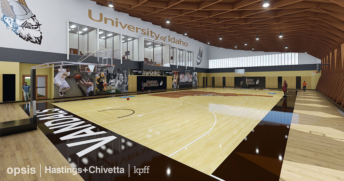 University of Idaho Arena