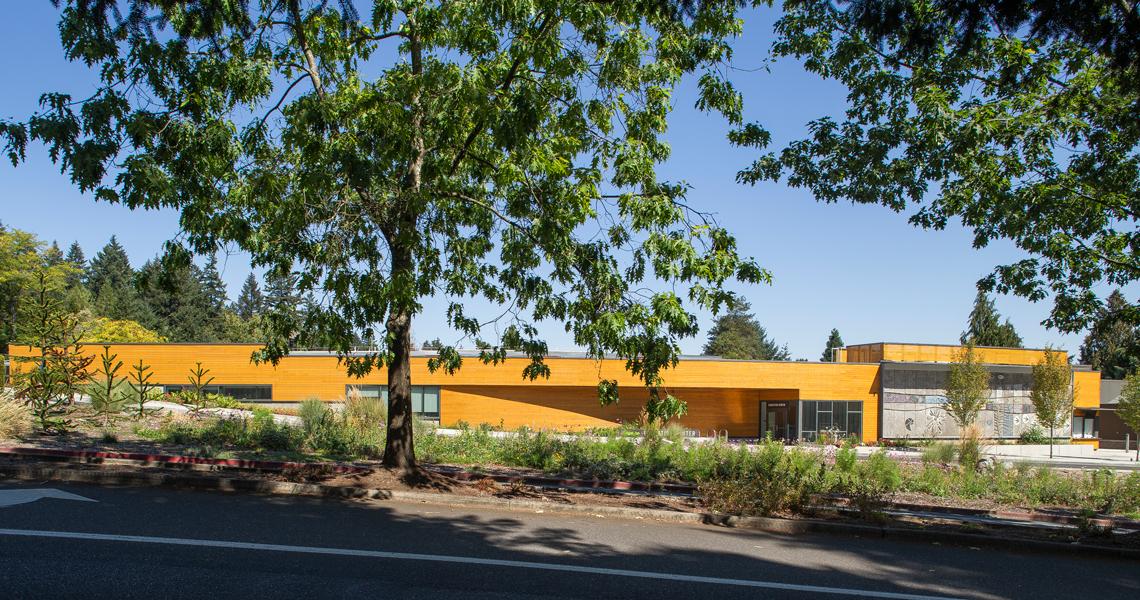 Oregon Zoo Education Center