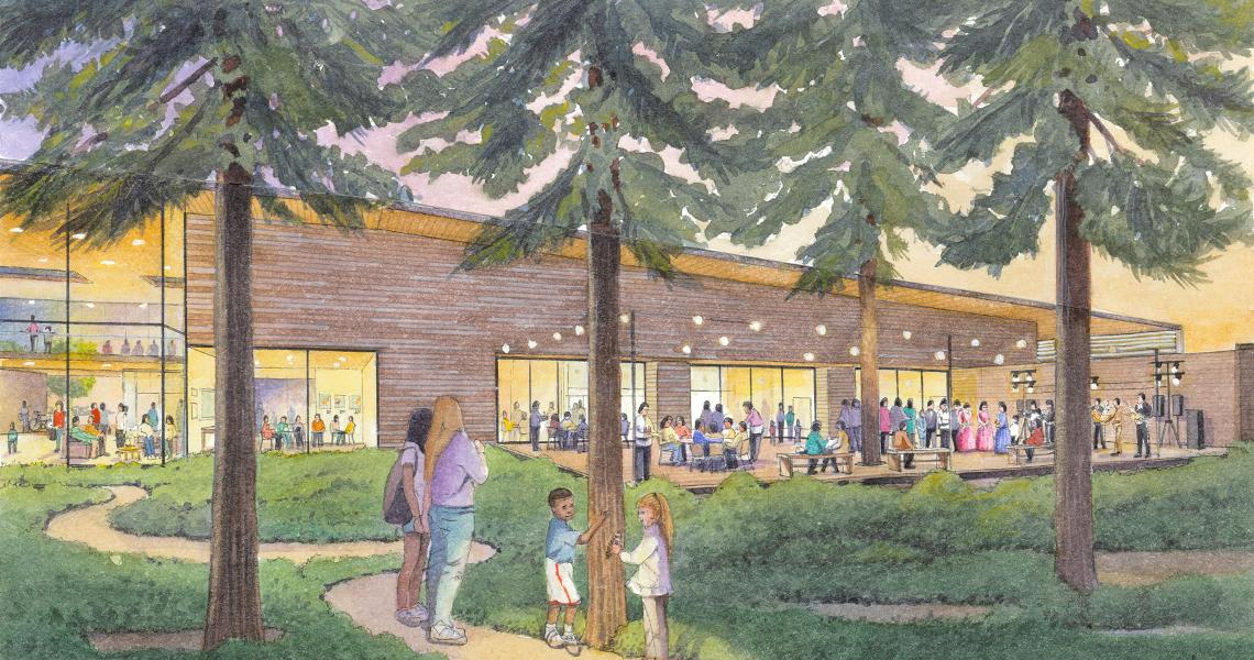 Hillsboro Community Recreation Center and Park