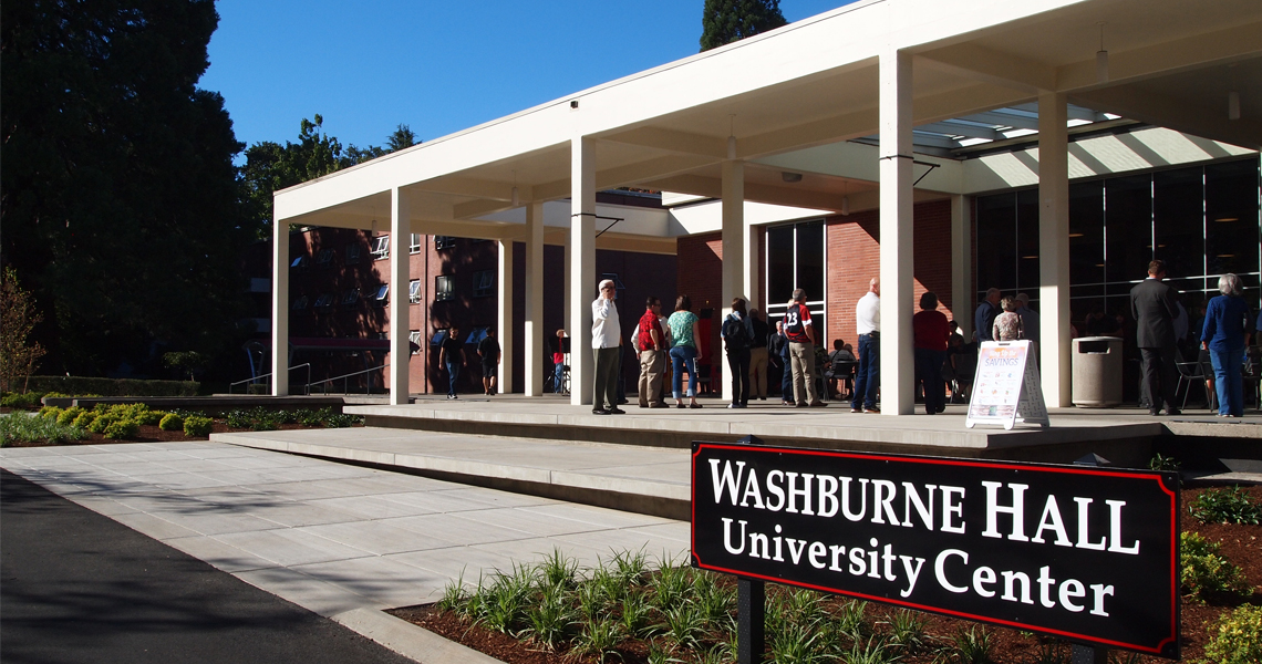 Washburne Hall Renovation