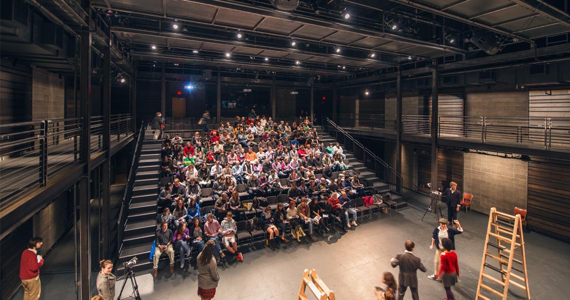 Performing Arts Building