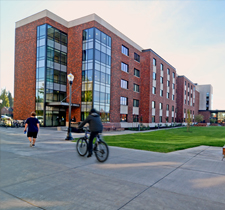 Tebeau Hall | New Student Residence