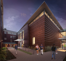 Straub Hall Renovation and Classroom Addition