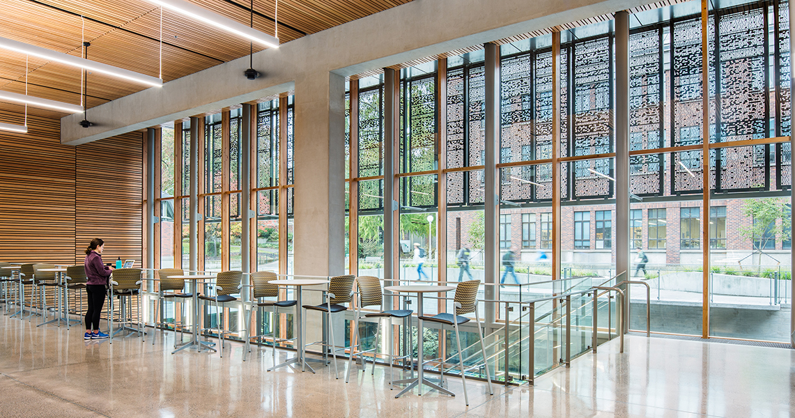 Allan Price Science Commons and Research Library Remodel and Expansion