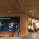 Second Story's Interactive Welcome Wall at Gonzaga University John J. Hemmingson Center