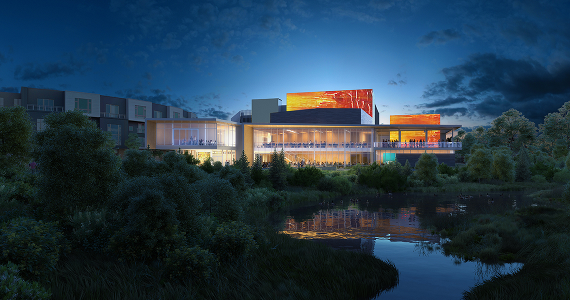 Patricia Reser Center for the Arts