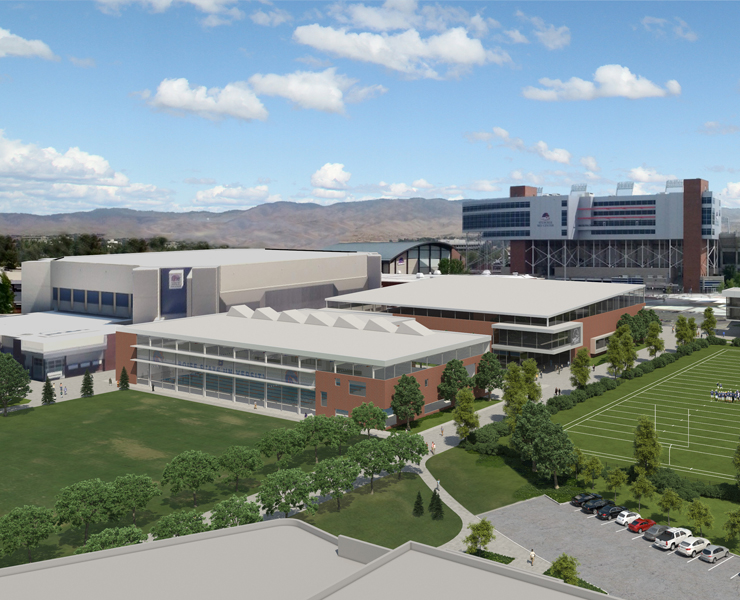 Athletic & Kinesiology Multi-Use Facility Feasibility Study