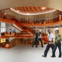 Oregon State University Student Experience Center Flythrough