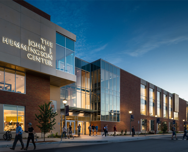 The John J. Hemmingson Center