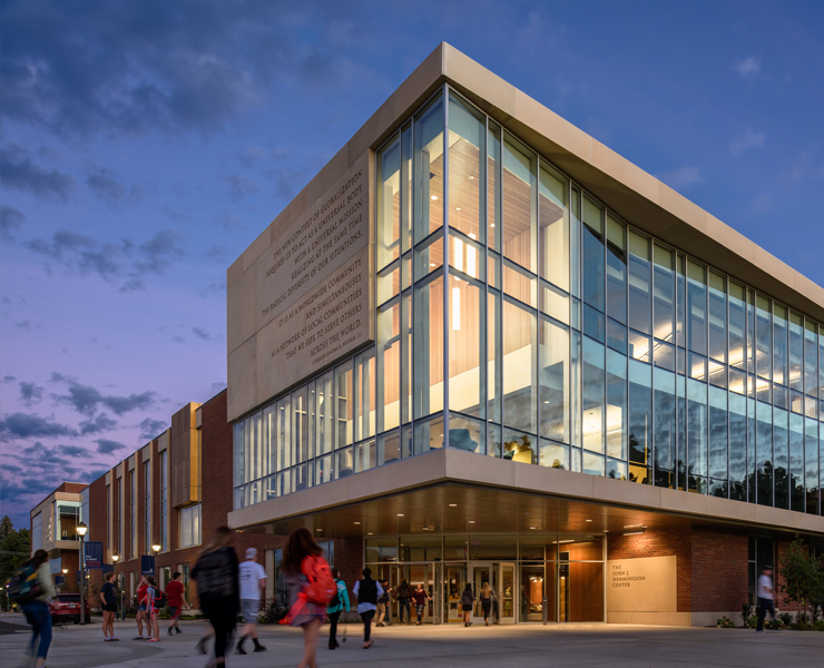The John J. Hemmingson Center