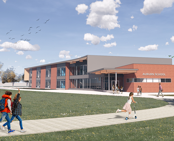 Auburn Elementary School