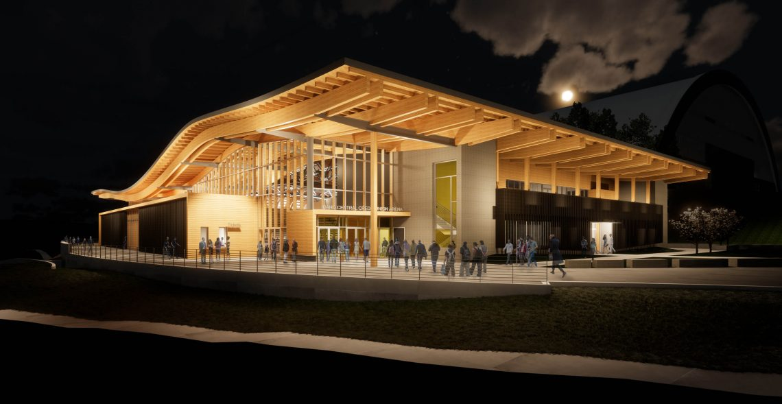 Elegant University Of Idaho Arena ...