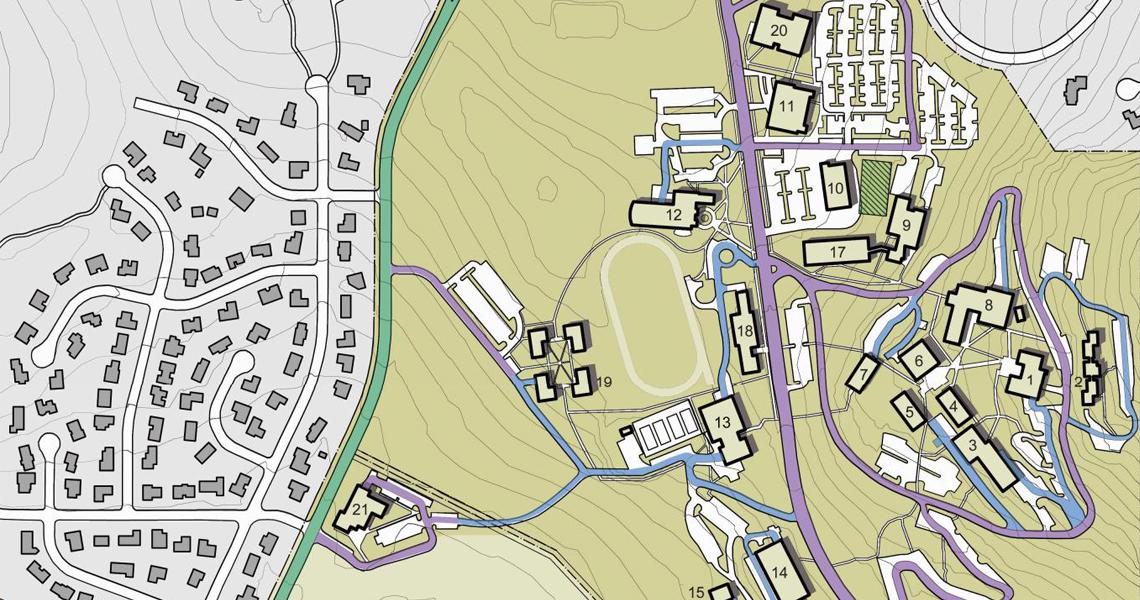 COCC Campus Master Plan
