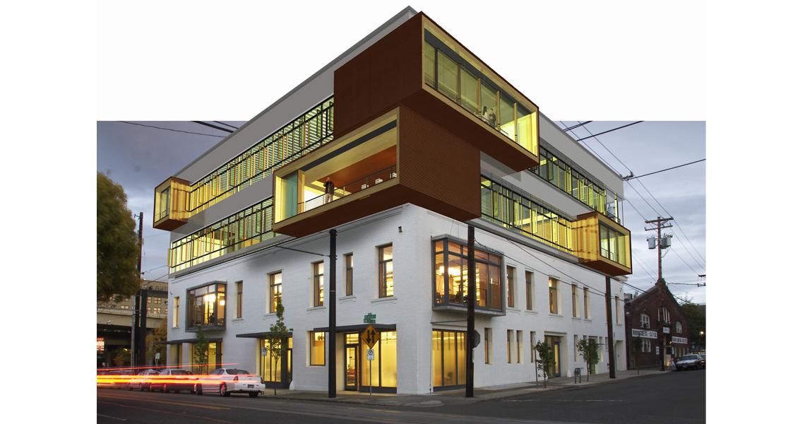 Lovejoy Office Building
