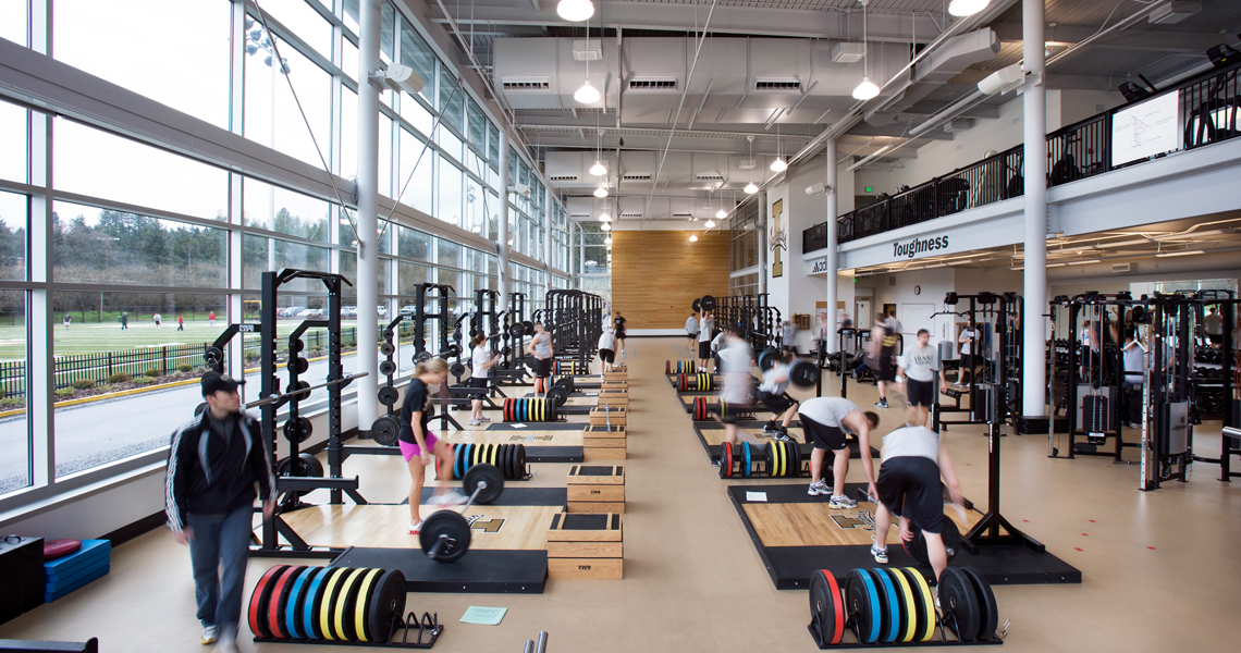 Vandal Athletic Center