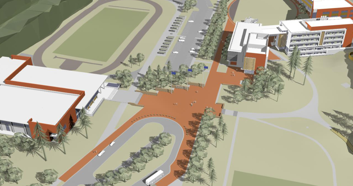 South District Master Plan