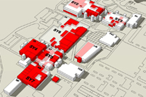 Four Campus Master Plan