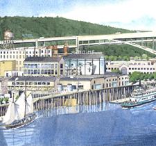 Centennial Mill Redevelopment