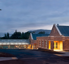 Hood River Middle School Music & Science Building