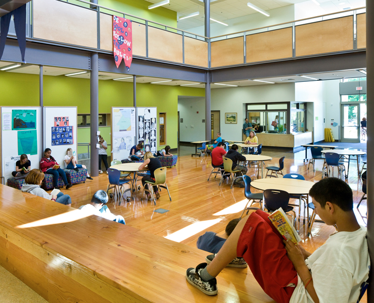 Innovative Elementary Classrooms ~ Design for innovative learning a case study on roosevelt