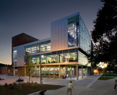 Interactive Learning Center, Boise State University